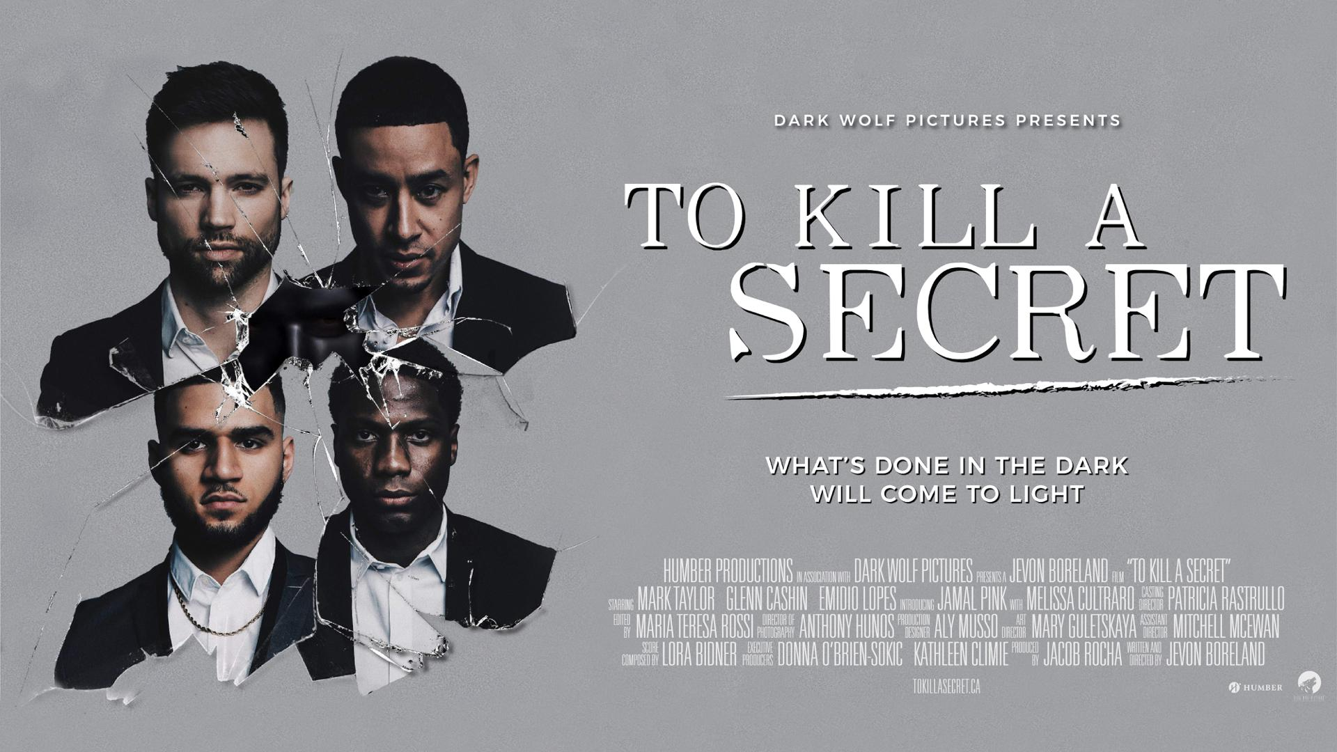 To Kill A Secret