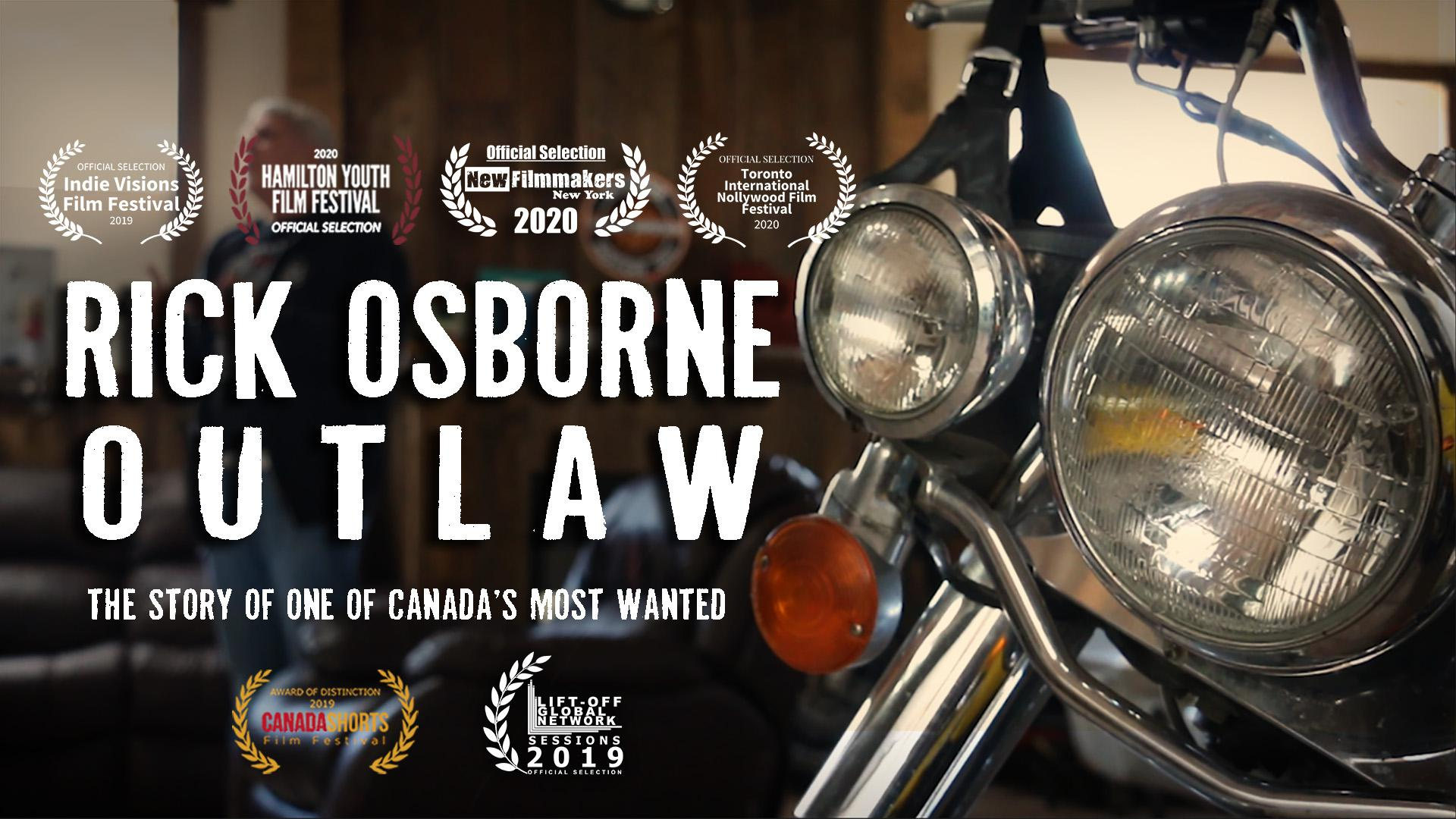 Rick Osborne: Outlaw