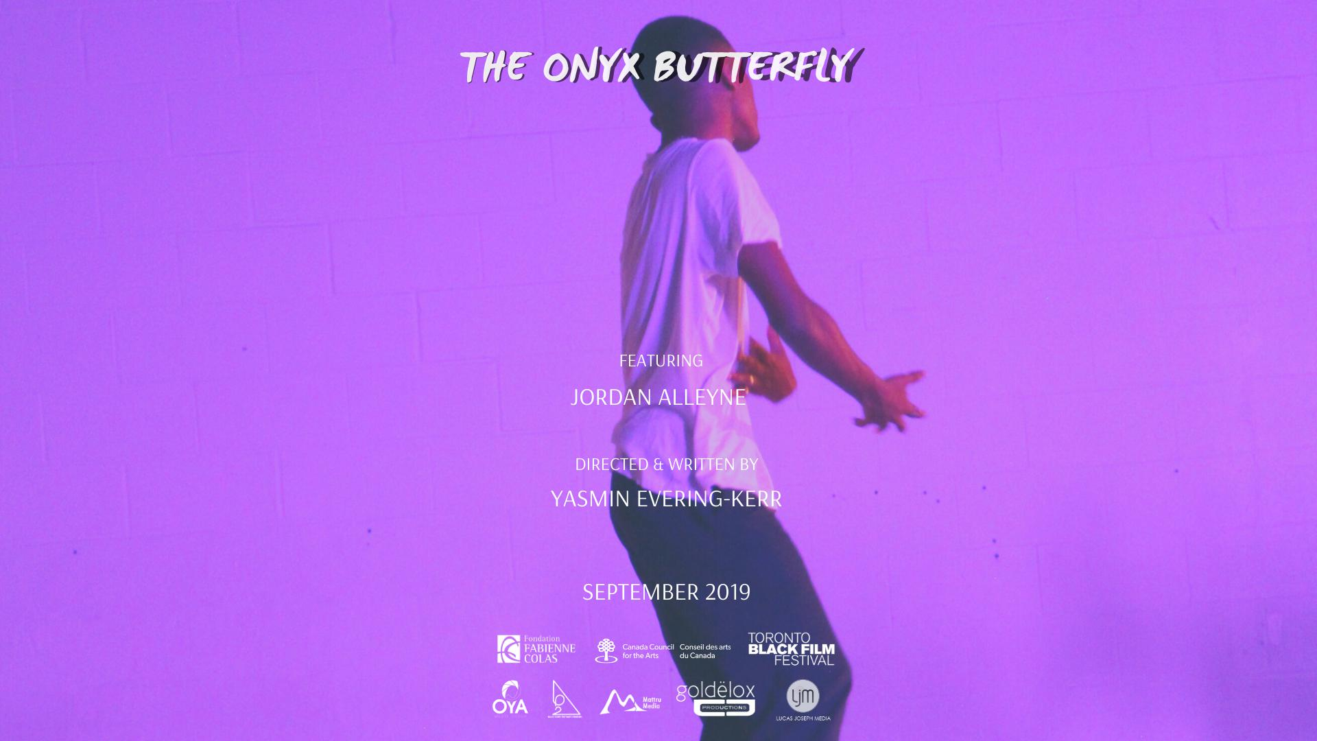 The Onyx Butterfly